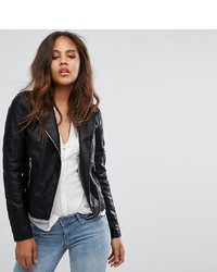 aee71e7b1d Women's Black Leather Biker Jackets from Asos | Women's Fashion ...