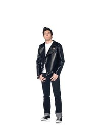 Leg Avenue Grease Faux Leather T Birds Costume Jacket Adult
