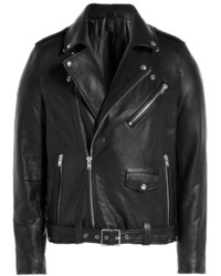 IRO Maizil Leather Biker Jacket
