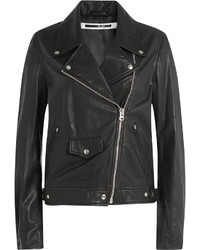 McQ by Alexander McQueen Mcq Alexander Mcqueen Leather Biker Jacket