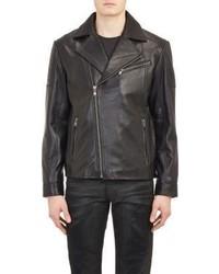 Barneys New York Moto Jacket Black