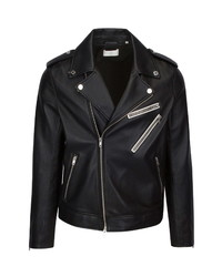 7 For All Mankind Nappa Leather Jacket