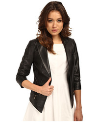 Philipp Plein Cami Leather Jacket