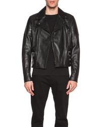 Belstaff Phoenix Leather Moto Jacket
