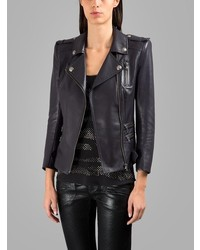 Balmain Pierre Leather Jackets