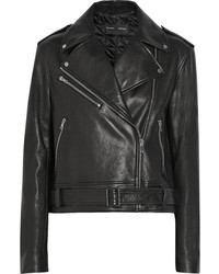 Proenza Schouler Boyfriend Leather Biker Jacket