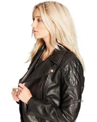 620531aa7 ... Denim   Supply Ralph Lauren Ralph Lauren Denim Supply Faux Leather  Motorcycle Jacket