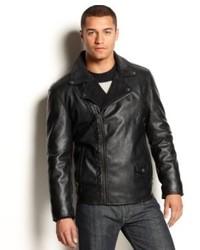 Sean John Jacket Biker Jacket