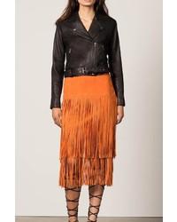 Stanzee Harley Leather Jacket