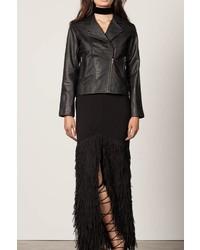 Stanzee Harper Leather Jacket