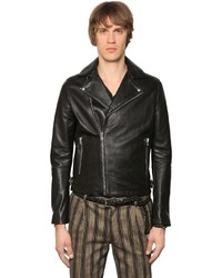 26e4b11a28 Men's Leather Jackets by The Kooples   Men's Fashion   Lookastic.com