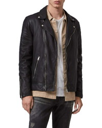 AllSaints Tyson Leather Biker Jacket