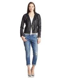 Calvin Klein Jeans Venus Moto Jacket
