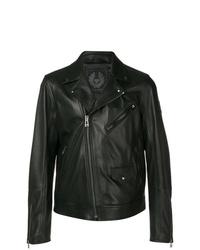 Belstaff Zipped Biker Jacket