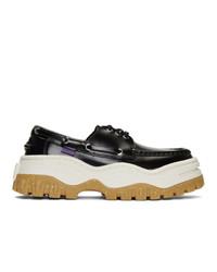 Eytys Black Mykonos Loafers