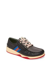 Gucci Boat Shoe