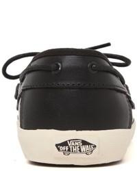 Vans Chauffeur Leather Shoes