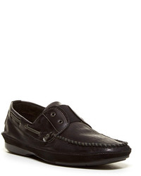 Rogue Free Leather Boat Shoe
