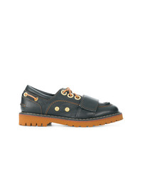 N°21 N21 Lace Up Boat Shoes