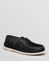 Sperry Top-Sider Ao 2 Eye Leather Boat Shoes
