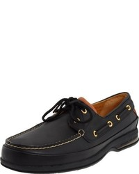 Sperry Top Sider Gold Two Eye Boat Shoe