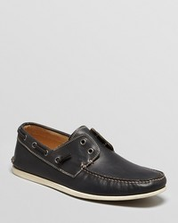 John Varvatos Star Usa Schooner Laceless Boat Shoes