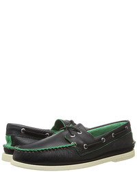 Sperry Top Sider Ao 2 Eye Dual Tone Leather