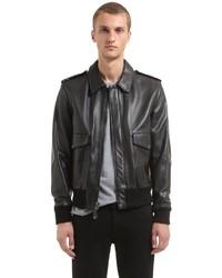 Schott A 2 Leather Flight Jacket