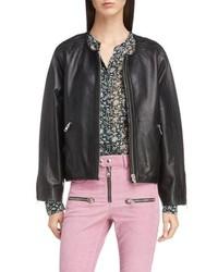 Isabel Marant Etoile Akady Leather Jacket