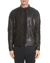 Belstaff B Racer Leather Jacket