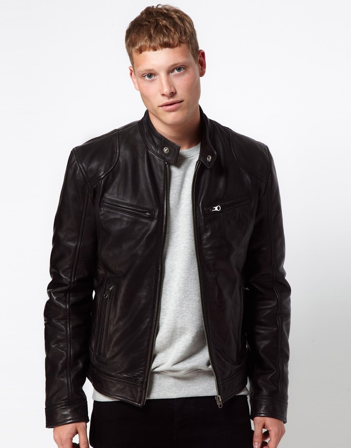 Barneys Leather Jacket Biker | Where to buy & how to wear