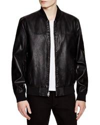 Levi's Faux Leather Bomber Jacket