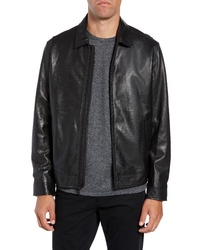 Calibrate Leather Jacket