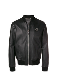 Philipp Plein Logo Zip Jacket