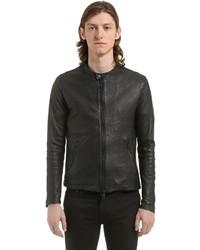 Giorgio Brato Nappa Leather Jacket