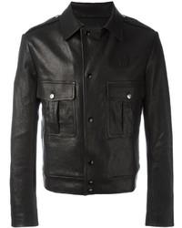 Maison Margiela Replica James Dean Leather Jacket