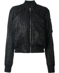 Ripple bomber jacket medium 814011