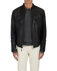 Rrl Miller Leather Jacket