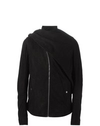Rick Owens Wrap Effect Jacket