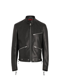 5ef1acf5f34 Men s Leather Jackets by Burberry