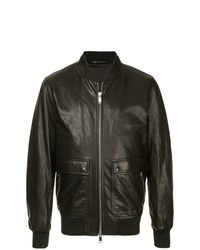 Valentino Zipped Round Neck Jacket