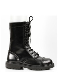 Ellie Shoes Adult Combat Boots