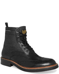 G Star G Star Raw Trent Ledger Hi Mix Boots