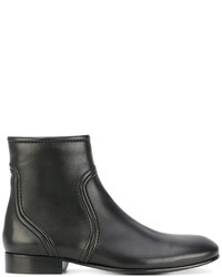 Valentino Garavani Round Toe Boots