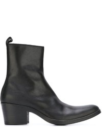 Haider Ackermann Heeled Ankle Boots