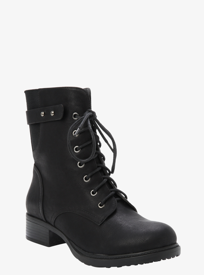 Torrid Lace Up Combat Boots | Where to buy & how to wear