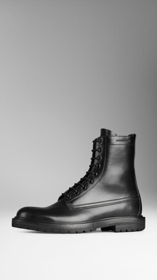 Burberry Military boots QsVmlL7