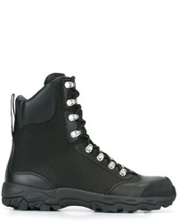 Marcelo Burlon County of Milan Hiking Combat Boots