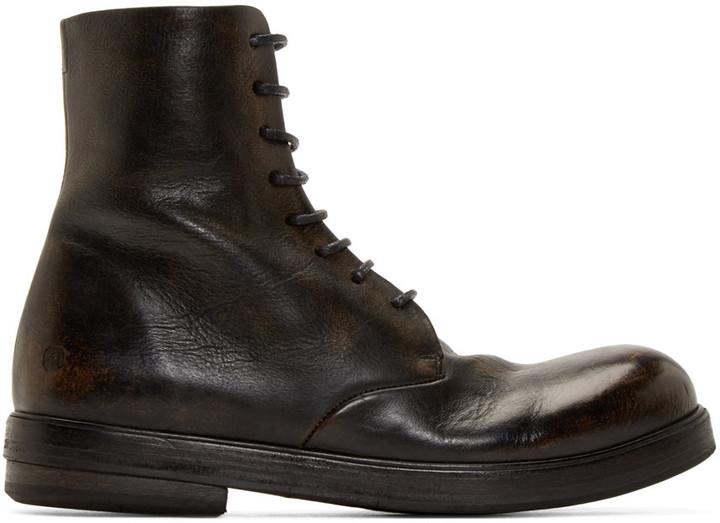 MARSèLL Combat boots dPiYstUhX