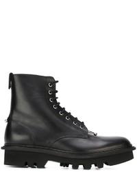 Neil Barrett Piercing Detail Boots